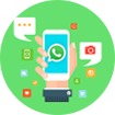 Whatsapp marketing services